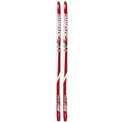 Беговые лыжи с креплениями ATOMIC 2010-11 Ski Tiger G2/Auto Junior 8/9 SYM9110 red/white