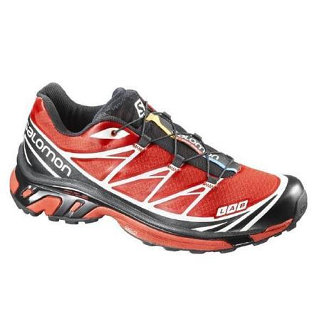 Купить Беговые кроссовки для XC SALOMON 2015 S-LAB XT 6 RACING M RED/BLACK/ Кроссовки бега 1133419