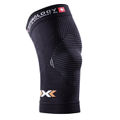 Наколенники X-bionic 2017 Biking Unisex OW Knee Warmer Черный