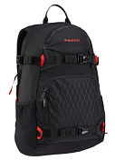 Рюкзак BURTON RIDERS PACK 25L TRUE BLACK