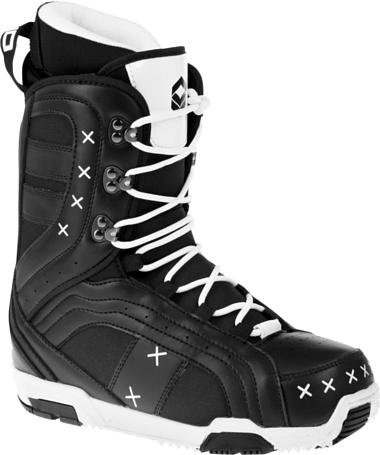 Купить Ботинки для сноуборда FTWO 2015-16 Freedom black, сноуборда, 1216753