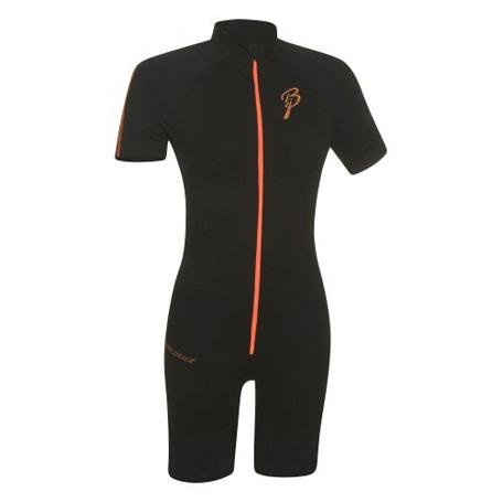 Купить Комбинезон беговой Bjorn Daehlie Suit ONE Women black, Одежда для бега и фитнеса, 831284