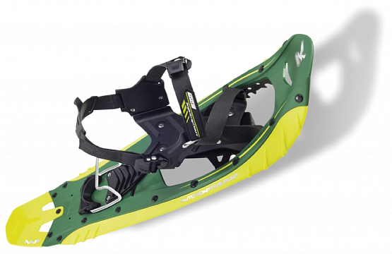 Снегоступы Salewa Snowshoes MS 999 ROCKER PL Alpine Green/Spring