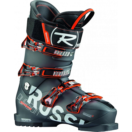 Горнолыжные ботинки ROSSIGNOL 2014-15 ALL MUONTAIN PURSUIT SENSOR 3 100 ANTHRACIT