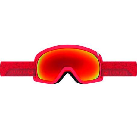 Купить Очки горнолыжные DRAGON 2016-17 D3 Stone Red / Ionized 1299456