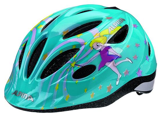 Купить Велошлем Alpina 2018 Gamma 2.0 ice princess, Шлемы велосипедные, 1323625