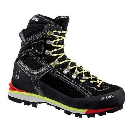 Купить Ботинки для альпинизма Salewa Mountaineering Mens MS BLACKBIRD EVO GTX(M) black-cactus, Альпинистская обувь, 896322