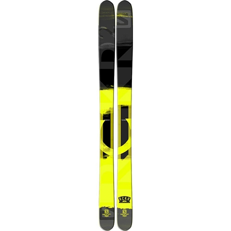Горные лыжи SALOMON 2015-16 N ROCKER? 108 BLACK/Yellow Green
