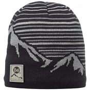 Шапка Buff KNITTED & POLAR HAT BUFF LAKI BLACK