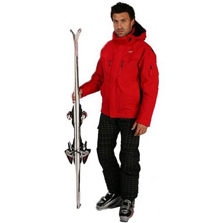 Купить Брюки горнолыжные Killy 2009-10 FIGARO M PRINT STRETCH PANT (BLACK NIGHT PRINT) черный (клетка) Одежда горнолыжная 525457