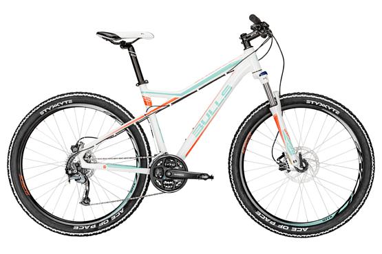 Купить Велосипед Bulls Zarena 27,5 2016 white / Белый Горные спортивные 1250468