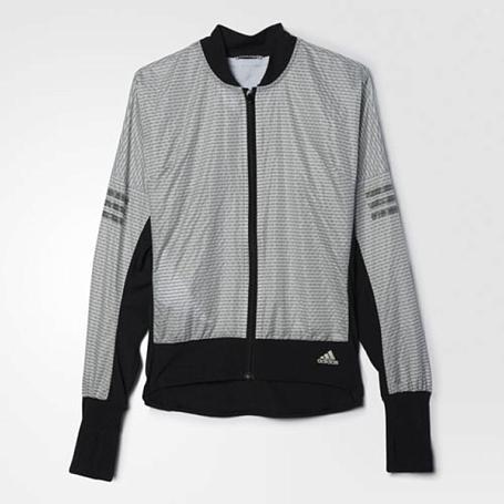 Купить Куртка беговая Adidas 2016 AZ CP JKT W BLACK Одежда для бега и фитнеса 1266010