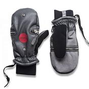 ВарежкиПерчатки, варежки<br>Howl WAYPOST MITT - это влагоустойчивые мужские варежки с металлической молнией,&amp;nbsp;&amp;nbsp;которые предназначены для катания на сноуборде. Они изготовлены из искусственной кожи. Наличие влагонепроницаемого покрытия на ладони с замшевыми зональными накладками защищают руки от промокания. Благодаря внутренней подкладки из мягкого флиса вы будете ощущать тепло и комфорт. <br><br>Материал&amp;nbsp;&amp;nbsp;&amp;nbsp;&amp;nbsp;искусственная кожа<br><br>Пол: Мужской<br>Возраст: Взрослый<br>Вид: варежки