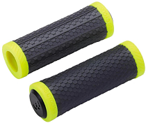 Грипсы BBB 2020 Viper 92mm Black/Neon Yellow