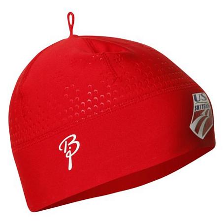 Купить Шапка Bjorn Daehlie Hat POLYKNIT USST Formula One (красный) Головные уборы, шарфы 775200