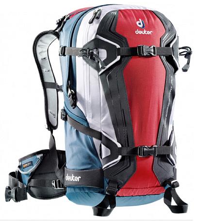 Купить Рюкзак Deuter Freerider Pro 30 fire-arctic Рюкзаки для фрирайда 1168317