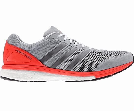 Купить Марафонки Adidas 2016 ADIZERO BOSTON BOOS CLONIX/CBLACK/SOLRED Кроссовки для бега 1247924