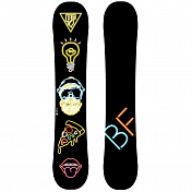 Сноуборд BF snowboards Scoop 2017-18 hipster