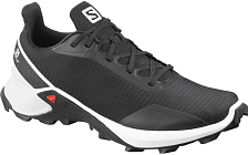 Беговые кроссовки для XC SALOMON Alphacross Black/White/Monument