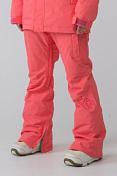 Брюки сноубордические ROMP 2014-15 180 Slim Pant Pink /