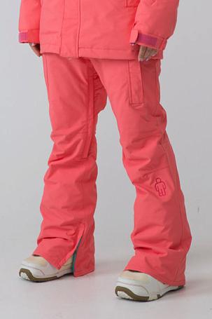 Купить Брюки сноубордические ROMP 2014-15 180 Slim Pant Pink / Одежда сноубордическая 1154671
