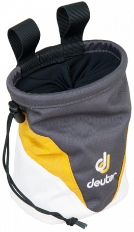 Мешок для магнезии Deuter Accessories Chalk Bag II neon-white