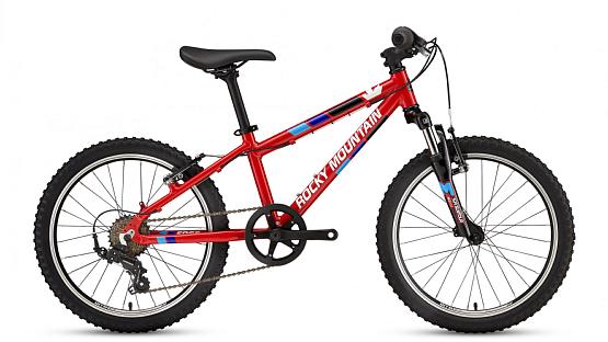 Купить Велосипед ROCKY MOUNTAIN EDGE 20 C1 2017 Red/Rouge 6-9 лет (колеса 20) 1332672