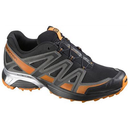 Купить Беговые кроссовки для XC SALOMON 2013 XT HORNET BLACK/SWAMP/SPRING, Кроссовки бега, 901672