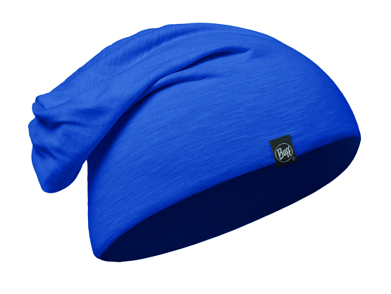 Купить Шапка BUFF Cotton Hat Buff SOLID MEDIEVAL BLUE Банданы и шарфы ® 1266877
