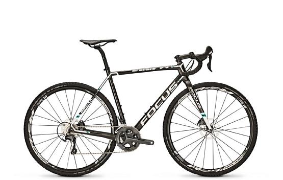 Купить Велосипед FOCUS MARES ULTEGRA 2017 CARBON/WHITE Циклокроссовые 1318735