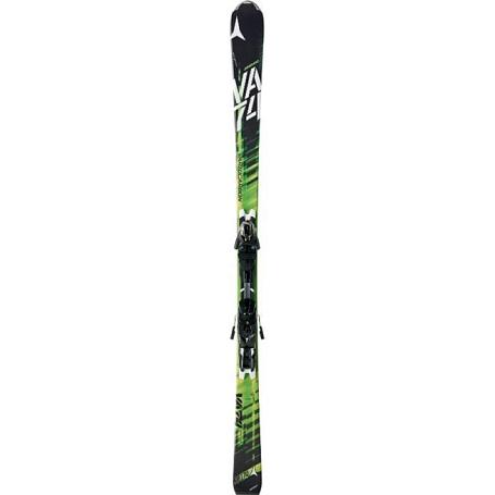 Купить Горные лыжи с креплениями ATOMIC 2012-13 Vario Carbon+XTO 10 828173