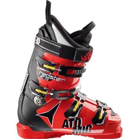 Купить Горнолыжные ботинки ATOMIC 2014-15 FIS RACE REDSTER WC 110 RED/BLACK Ботинки горнoлыжные 1140535