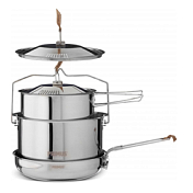 Набор посуды Primus 2021 CampFire Cookset S.S. Large