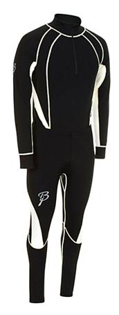Купить Комплект беговой Bjorn Daehlie Race Suit CHARGER Junior Black/Snow White (черный/белый) Одежда лыжная 859481