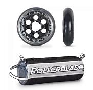 Комплект колёс для роликовАксессуары для роликов<br>Комплект колес для роликов<br> <br> -&amp;nbsp;82/82A&amp;nbsp;<br>- 8 штук в комплекте