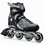 Роликовые коньки Bladerunner 2016 Formula 84 W Black/Light Green