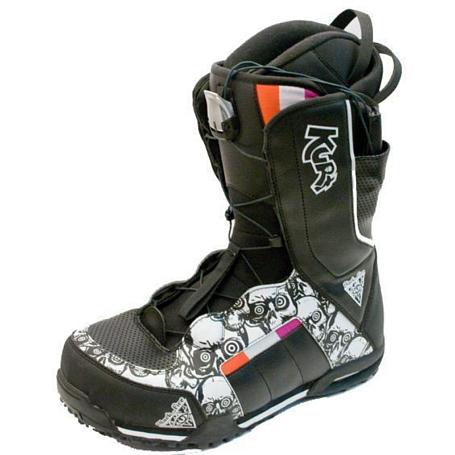Купить Ботинки для сноуборда Black Fire 2010-11 KURT 683354