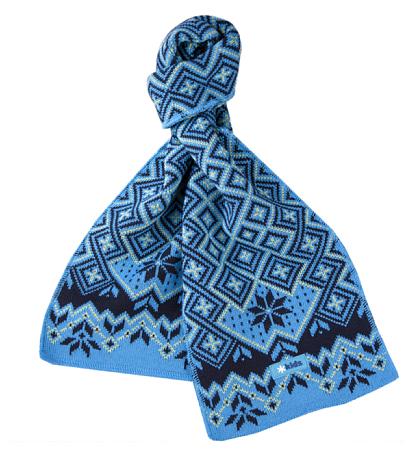 Купить Шарф Kama 2017-18 SB07 cyan Головные уборы, шарфы 1186686
