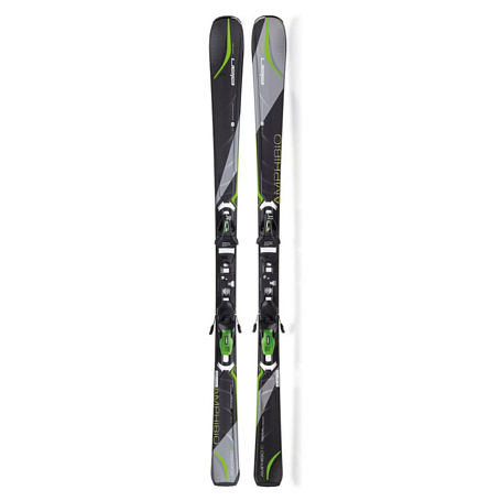 Купить Горные лыжи с креплениями Elan 2014-15 ALL MOUNTAIN AMPHIBO Amphibio 10 Fusion+EL 10, лыжи, 1121083