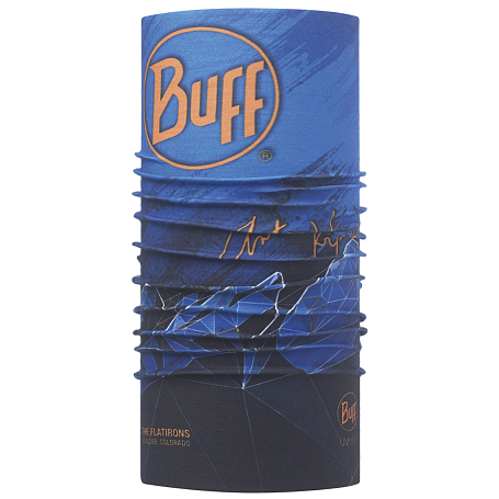 Купить Бандана BUFF ANTON KRUPICKA HIGH UV BLUE INK Банданы и шарфы Buff ® 1185901