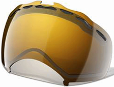 Линза Oakley Splice Gold Iridium