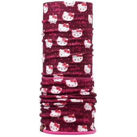 Купить Бандана BUFF Polar Buff HELLO KITTY CHILD POLAR WINK / RASPBERRY Детская одежда 1080156