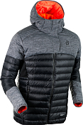 Куртка беговая Bjorn Daehlie 2020-21 Jacket Raw Insulator 3.0 Black