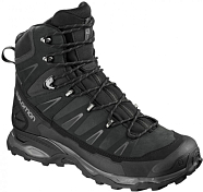 Ботинки SALOMON X Ultra Trek GTX Black/Black/Mgn