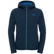 Жакет для активного отдыха THE NORTH FACE 2016-17 M ZERMATT FZ HOODIE URBANNVYLGHTHTR