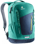Рюкзак Deuter 2018 StepOut 16 navy-alpinegreen