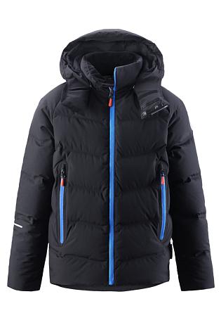 Купить Куртка горнолыжная Reima 2016-17 WAKEUP ЧЕРНЫЙ Детская одежда 1269742