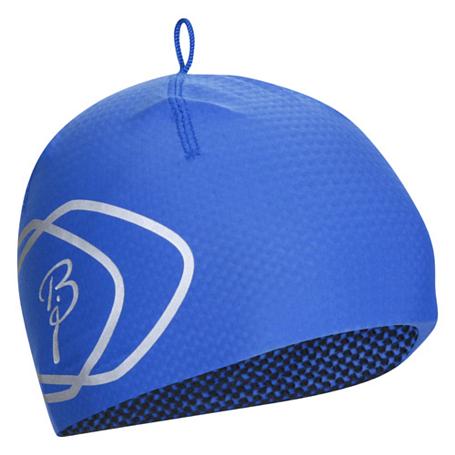 Купить Шапка Bjorn Daehlie Hat SPRINT (Skydiver/Black) синий/черный Головные уборы, шарфы 709470