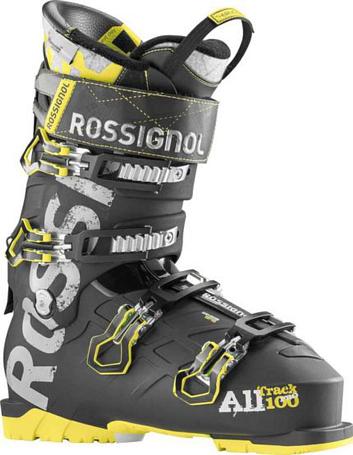 Купить Горнолыжные ботинки ROSSIGNOL 2015-16 ALLTRACK PRO 100 BLACK Ботинки горнoлыжные 1237500