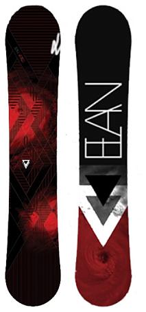 Купить Сноуборд Elan 2013-14 Vertigo, доски, 882429